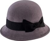 San Diego Hat Company Faux Wool Felt Cloche CTH8070 (Women's)