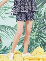 Blank Bandana Shorts Nv