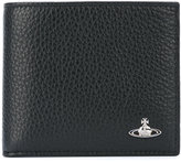 Vivienne Westwood foldover cardholder - men - Leather - One Size