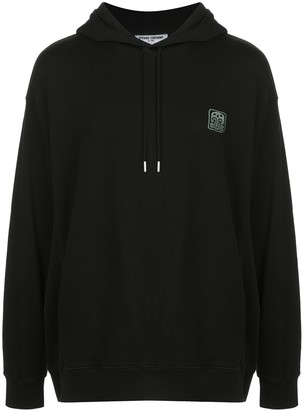 Opening Ceremony chest logo hoodie