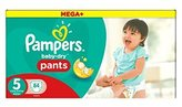Pampers Baby-Dry Pants Size 5 Monthly Saving Pack 84 Nappies - Pack of 2