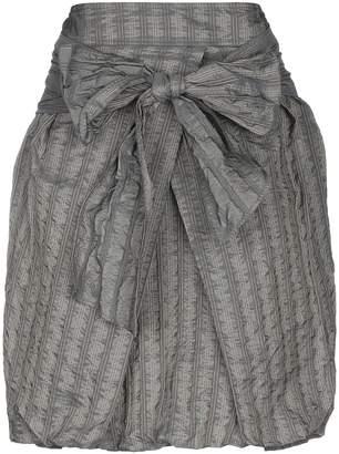 Pauw Knee length skirts - Item 35420456UF
