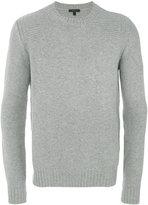 Belstaff shoulder knit detail jumper
