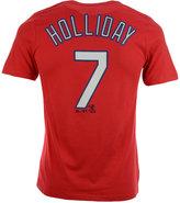 Majestic Boys' Short-Sleeve Matt Holliday St. Louis Cardinals T-Shirt