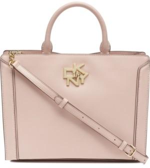 DKNY Catherine Leather Satchel