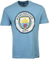 '47 Men's Manchester City Club Team Wordmark Splitter T-Shirt