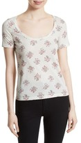 Rebecca Taylor Women's Provencal Jersey Tee