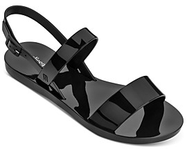 Melissa Women's Lip Ad Slingback Sandals
