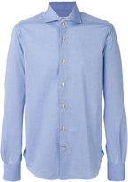 Kiton longsleeve button-up shirt - men - Cotton - 38