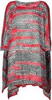 Missoni drawstring tunic top - women - Cotton - 40