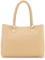 Cole Haan Benson Large Leather Tote Bag, Sandstone