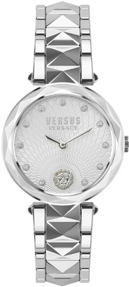 Versus Women's Covent Garden Silver Watch, 36mm