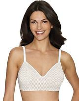 Hanes Women's Lingerie Comfort Evolution Lace ComfortFlex Fit Wirefree Bra