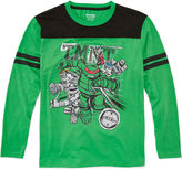 Nickelodeon Boys Long Sleeve T-Shirt-Big Kid