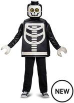 Mini Skeleton Figure Dress Up Costume