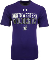 Under Armour Men's Northwestern Wildcats Tech T-Shirt