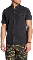 Quiksilver Short Sleeve Modern Fit Shirt