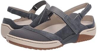Dansko Raeann (Black Suede) Women's Shoes