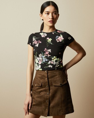 Ted Baker Pergola Fitted T-shirt