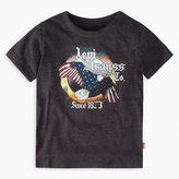 Levi's Little Boys (4-7x) City Music Store Eagle Graphic Tee