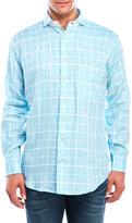 Mine Check Linen Shirt