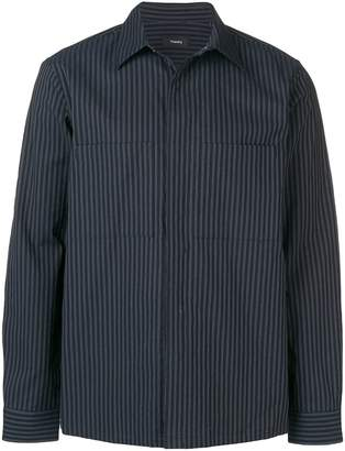 Theory striped shirt