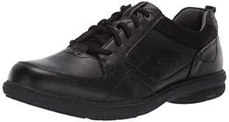 Nunn Bush Men's KORE Walk Moccasin Toe Lace Up Oxford Shoe