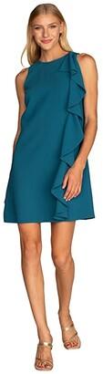 Trina Turk Madellen Dress (Alexandrite) Women's Clothing