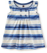 Tea Collection Lookout Point Stripe Dress (Baby Girls)