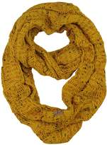 NYfashion101 Soft Warm Chunky Cable Knit Infinity Loop Scarf