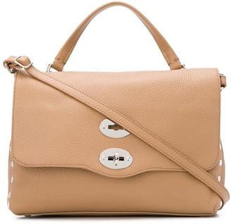 Zanellato Front Flap Shoulder Bag