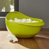 Crate & Barrel Joseph Joseph ® Prep and Serve Green Bowl