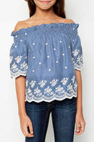 Hayden Los Angeles Off-Shoulder Top