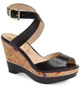 J. Renee Women's 'Sarila' Wedge Sandal