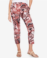 Rachel Roy Printed Ankle Pants, Created for Macy's