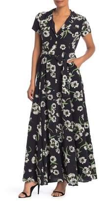 Yumi Kim Riviera Silk Maxi Dress