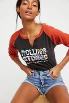 Daydreamer Rolling Stones Raglan Tee