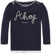 Tommy Hilfiger Final Sale- Th Kids Ahoy Sailor Shirt