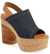 See by Chloe Women's 'Edith' Platform Clog Sandal