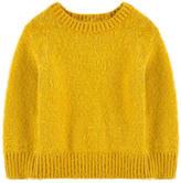 Mayoral Fancy acrylic knit sweater