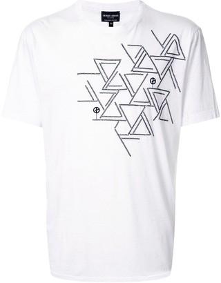 Giorgio Armani print T-shirt