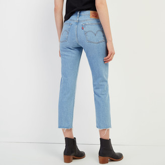 Roots Levis Wedgie Straight Jean