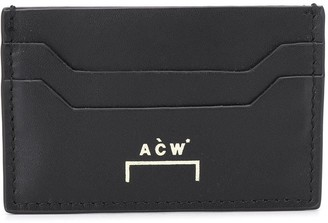 A-Cold-Wall* Logo Stamp Cardholder