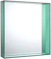 Kartell Only Me Mirror - Green