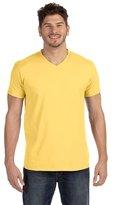 Nano Men's T V-Neck T-Shirt, Vintage Denim, Size