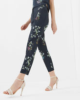 Ted Baker Entangled Enchantment slim fit pants