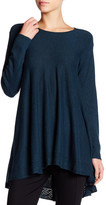 Max Studio Long Sleeve Tunic Sweater