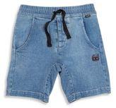 Munster Toddler's, Little Boy's & Boy's Fletcher Acid-Washed Shorts