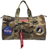 Alpha Industries Nasa Day Cruiser Duffle Bag