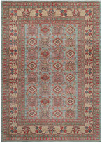 Momeni Voyage Allover Kazak Light Blue 2' x 3' Area Rug